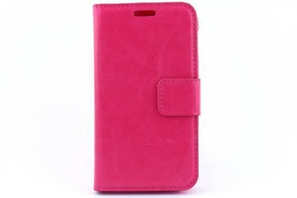 Samsung Galaxy Xcover 3 bookcase Roze