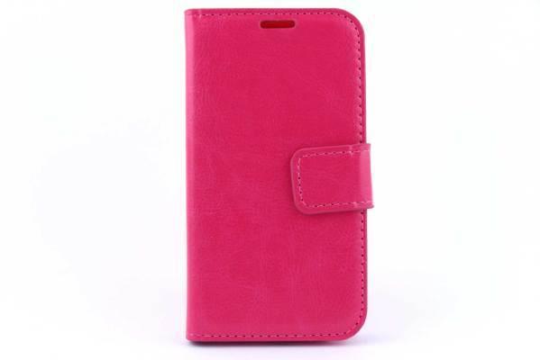 Samsung Galaxy Core Prime bookcase Roze