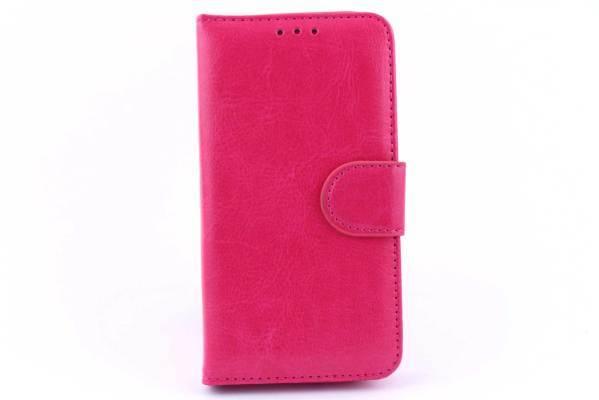 Samsung Galaxy Ace 4 bookcase Roze