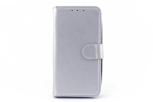 Samsung Galaxy Core 2 bookcase Zilver