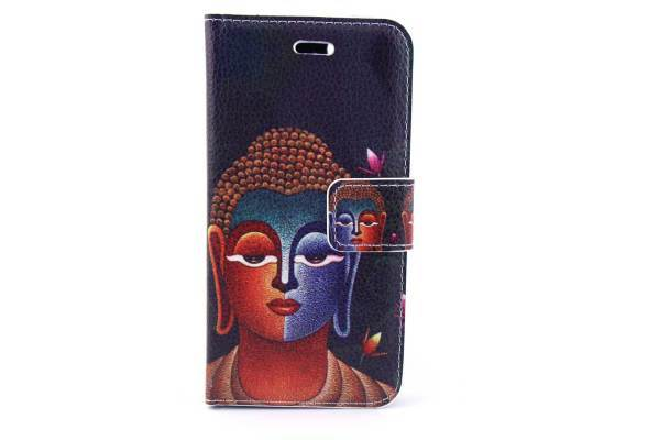 iPhone 7 (s) bookcase Budha