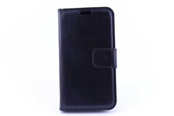 Samsung Galaxy Core bookcase Zwart