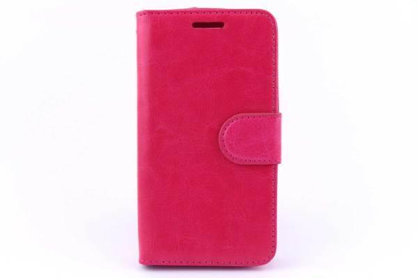 Samsung Galaxy Core bookcase Roze
