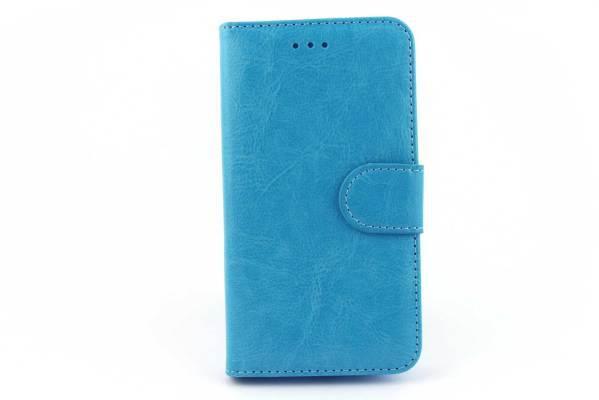 Samsung Galaxy Core bookcase Blauw