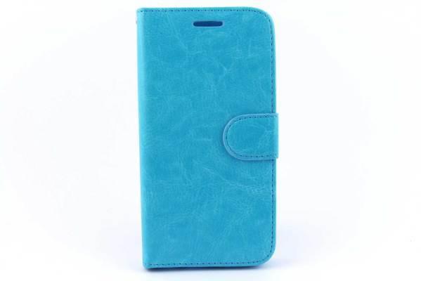 Samsung Galaxy S6 bookcase Blauw