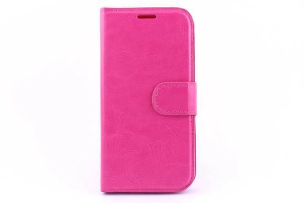 Samsung Galaxy S6 bookcase Roze