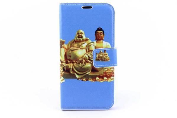 Samsung Galaxy S6 bookcase Budha