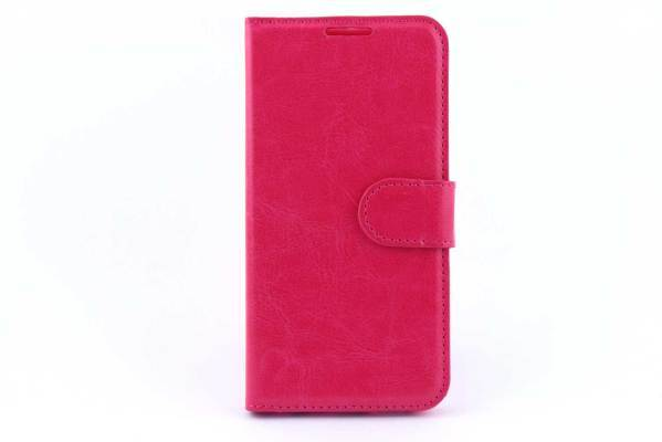 Samsung Galaxy S6 Edge bookcase Roze