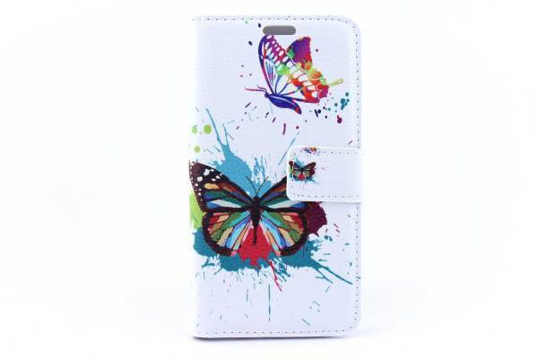 Samsung Galaxy S7 bookcase Vlinders