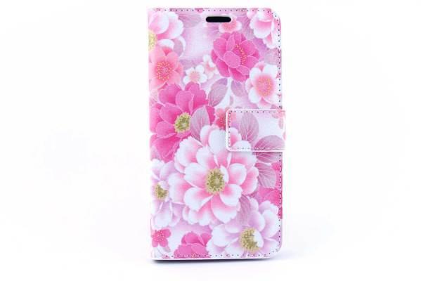 Samsung Galaxy S7 bookcase Bloemen
