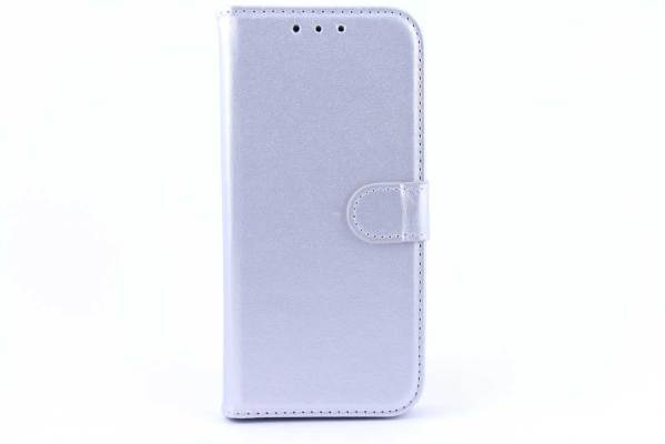 Samsung Galaxy S7 Edge bookcase Zilver