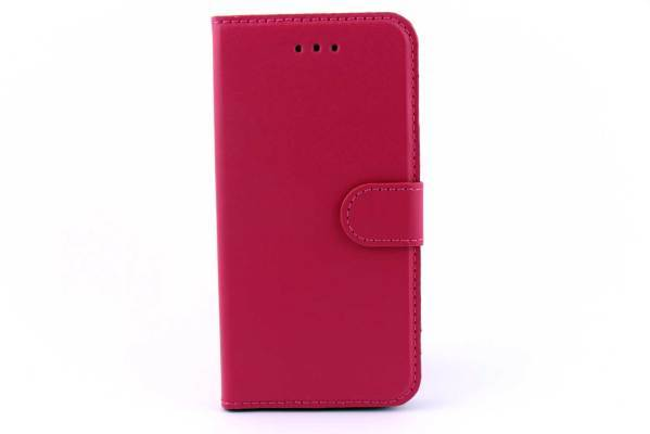 iPhone 7 (s) bookcase Roze