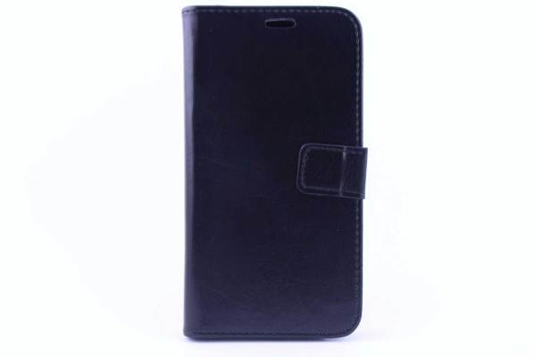 Samsung Galaxy Note 2 bookcase Zwart