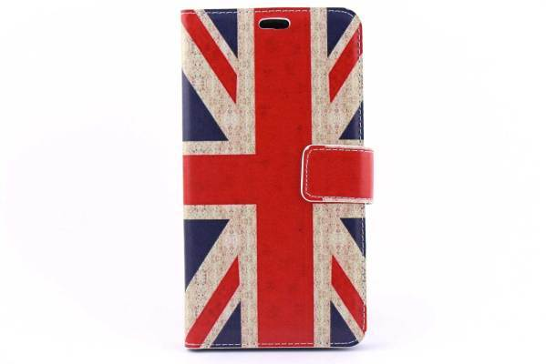 Samsung Galaxy Note 4 bookcase Engeland