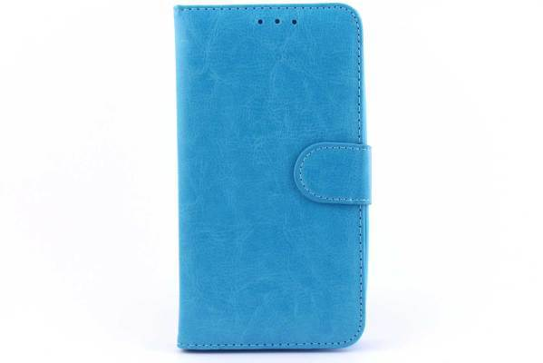 Samsung Galaxy Grand bookcase Blauw