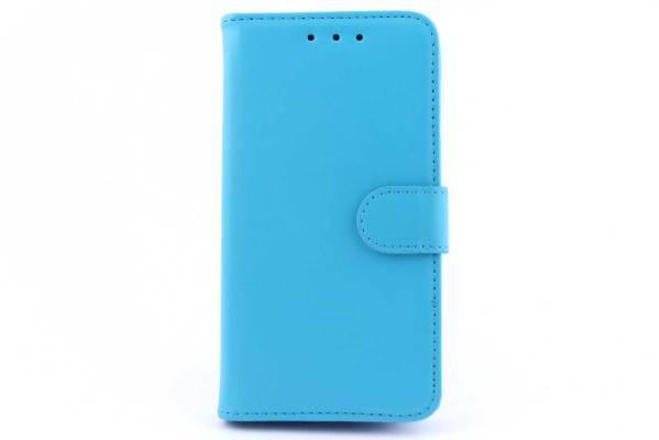 Samsung Galaxy J1 bookcase Blauw