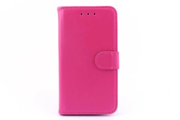 Samsung Galaxy J1 bookcase Roze