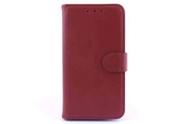 Samsung Galaxy J1 bookcase Bruin