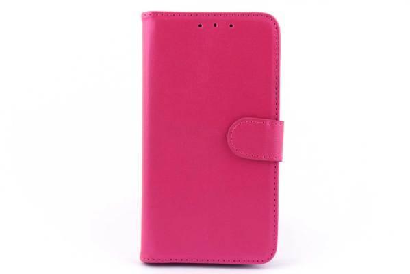 Samsung Galaxy J1 2016 bookcase Roze