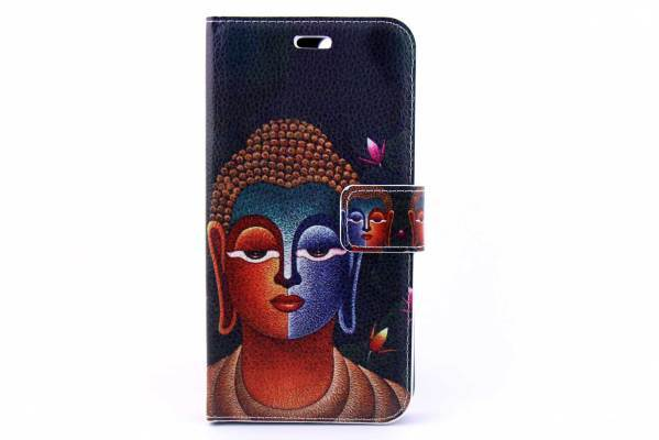 iPhone 7 (s) Plus bookcase Budha
