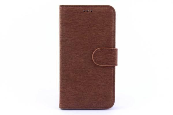 Samsung Galaxy J2 bookcase Bruin