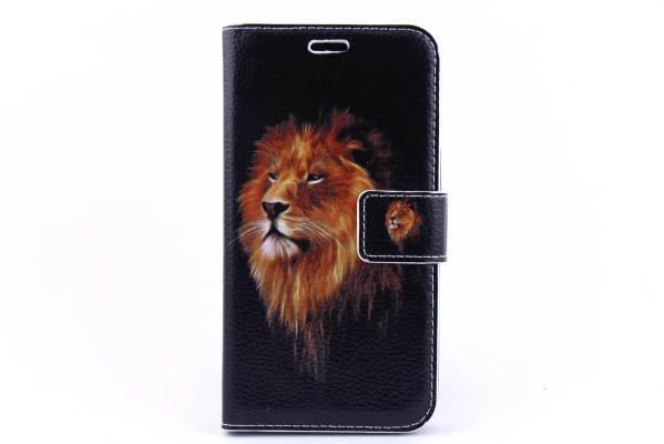 Samsung Galaxy J5 bookcase Leeuwen