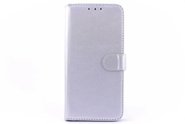 Samsung Galaxy Note 7 bookcase Zilver
