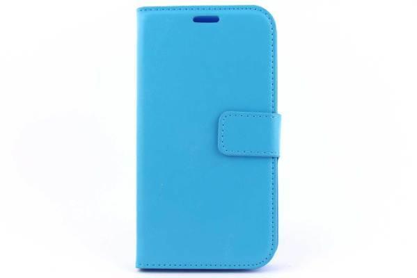 Samsung Galaxy J7 bookcase Blauw