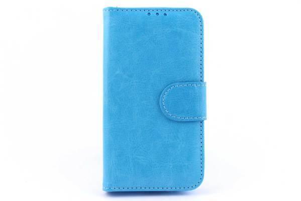 Microsoft Lumia 530 bookcase Blauw