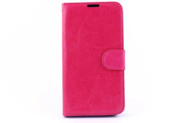 Microsoft Lumia 535 bookcase Roze