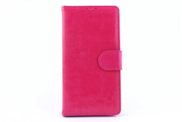 Microsoft Lumia 830 bookcase Roze