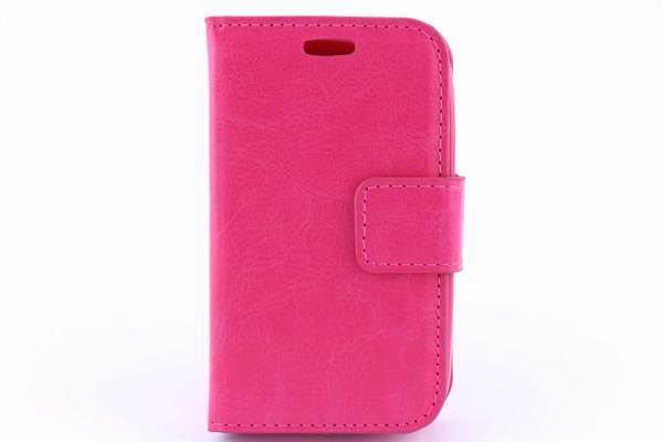 Samsung Galaxy Pocket 2 bookcase Roze