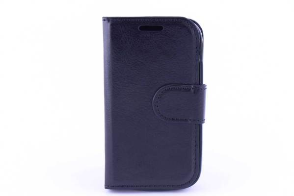 Samsung Galaxy Pocket 2 bookcase Zwart
