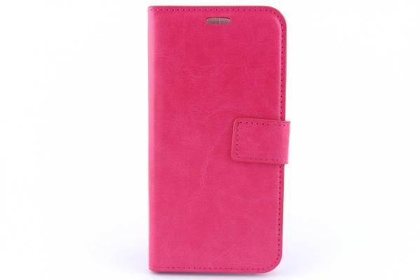 Alcatel Idol 3 5.5 inch bookcase Roze
