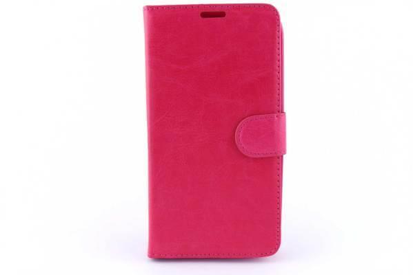 Alcatel Pop C9 bookcase Roze