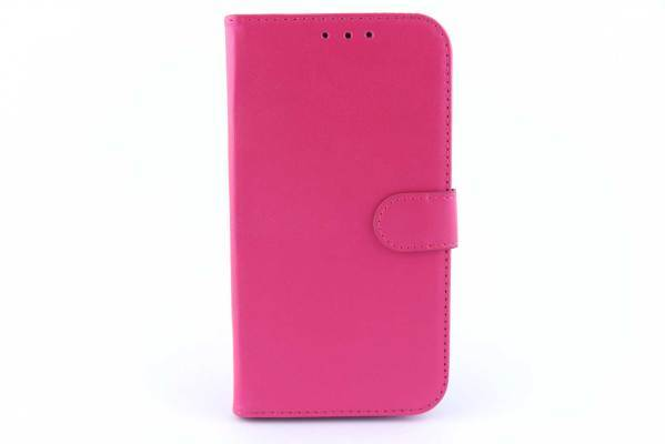 Motorola Moto G4 bookcase Roze