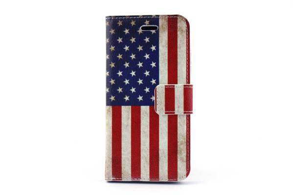 iPhone 6 (s) bookcase Amerika