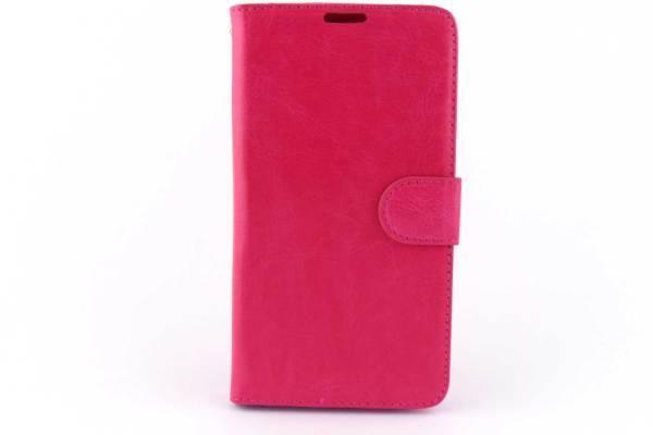 Huawei G730 bookcase Roze