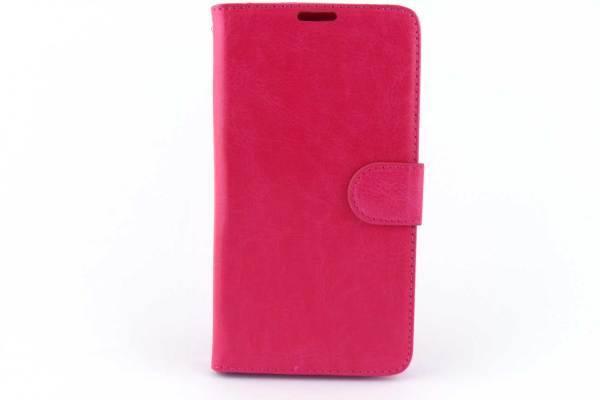 Huawei Honor 7 bookcase Roze