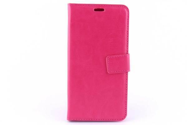 Huawei Y6 bookcase Roze