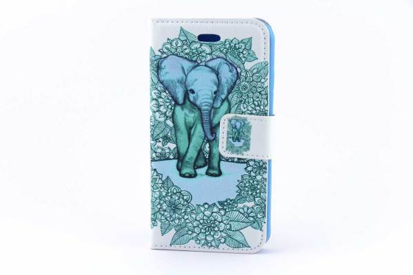 iPhone 6 (s) bookcase Olifant