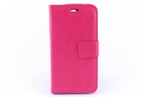 Huawei Y5 4G bookcase Roze