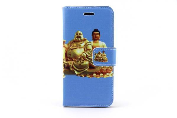 iPhone 6 (s) bookcase Budha
