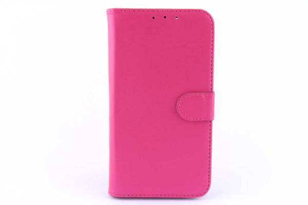Huawei G Play Mini bookcase Roze