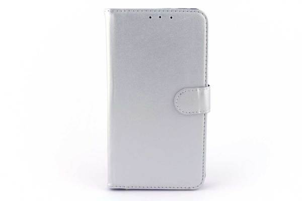 Huawei Mate 7 mini bookcase Zilver