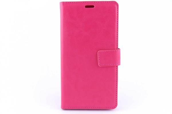 Huawei Mate S bookcase Roze
