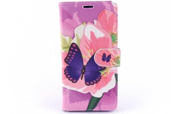 Huawei P9 Lite bookcase Vlinders