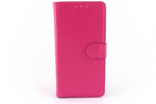 Huawei P9 bookcase Roze