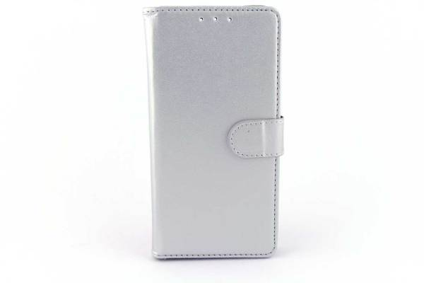 Huawei P9 bookcase Zilver