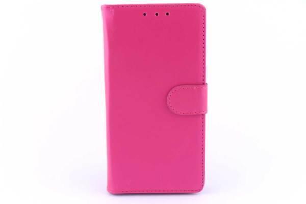 Huawei P8 Lite bookcase Roze